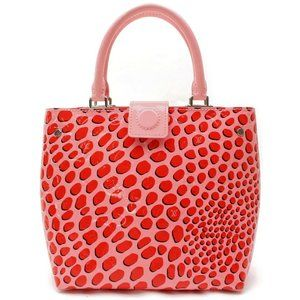 Louis Vuitton Jungle dot Open Tote Pinks Vernis